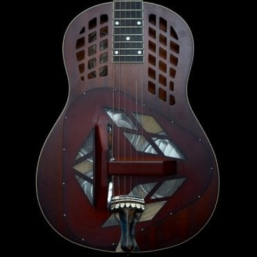 Res-o-Phonic M1 Tricone Resonator Guitar, Pre-Owned