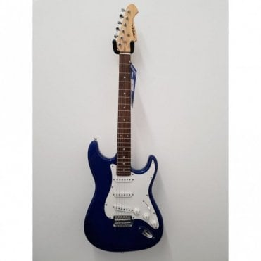 ARIA STG Series Electric Guitar, Blue, preowned (Aintree Store)