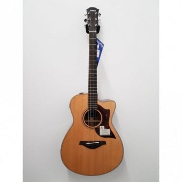AC3R, Semi-Acoustic, natural w/case, preowned (Aintree Store)