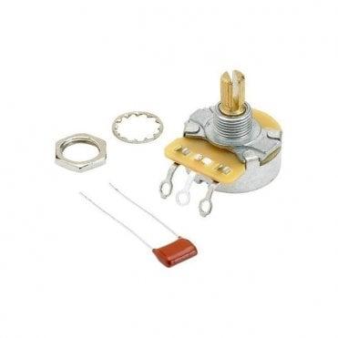 Official Pure Vintage 250K Split Shaft Potentiometer (Volume or Tone)