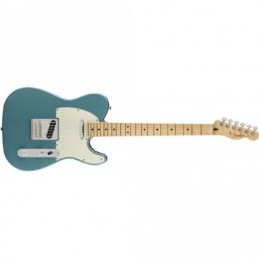Player Telecaster w/ Maple Fingerboard (Tidepool)