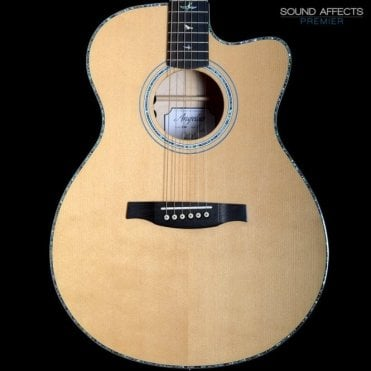 2018 Angelus A50e Acoustic Guitar with Fishman GT1 Pickup