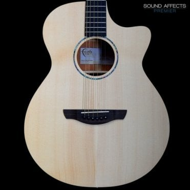 Naked Venus Electro Acoustic Guitar, B-Stock