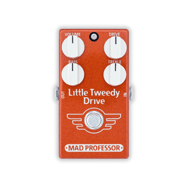 Little Tweedy Drive Effects Pedal