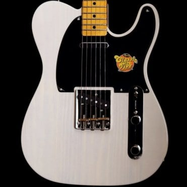 Classic Vibe 50's Telecaster, Maple Neck Vintage Blonde