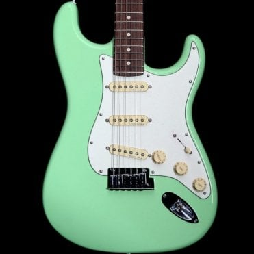Jeff Beck Signature Stratocaster in Surf Green, Pre-Owned