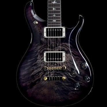 McCarty 594 2018 Model Electric Guitar, Charcoal Purpleburst #253026