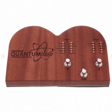 Ortega Quantumloop Multi Digital Percussion Stomp Box