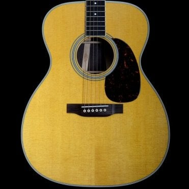 M-36 Reimagined All-Solid Acoustic Guitar