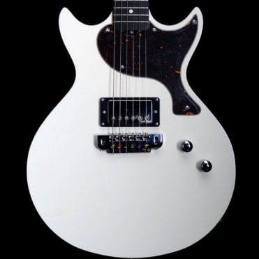 GS1000 Doublecut Special Electric Guitar with Coil Split, Antique White