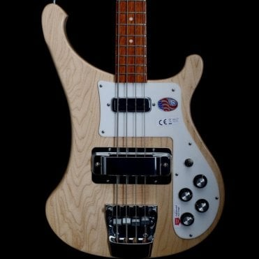 4003S Electric Bass Guitar, Mapleglo - #1816685