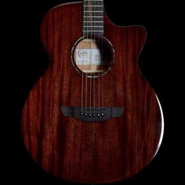 Nexus Venus Electro Acoustic Guitar, Cognac, B-Stock