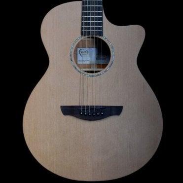 Naked Venus Electro Acoustic Guitar, Cedar Top, B-Stock