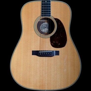 D2H Custom Square Shoulder Dreadnought Acoustic Guitar, Pre-Owned