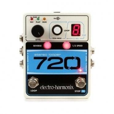 720 Stereo Looper Pedal (B-Stock)