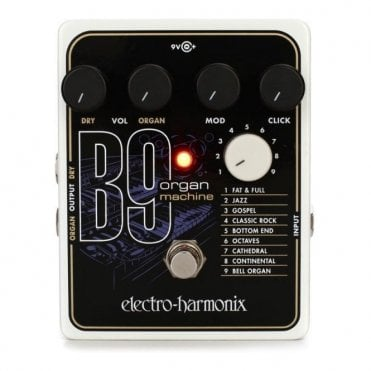 B9 Organ Machine Guitar Effects Pedal (B-Stock)