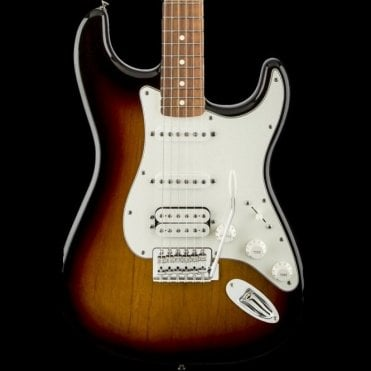 Standard Stratocaster HSS w/ Pau Ferro Fretboard (Brown Sunburst)
