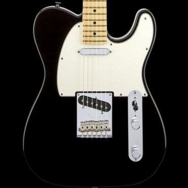 Standard Telecaster w/ Maple Fingerboard (Black)