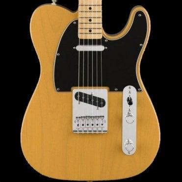 Standard Telecaster w/ Maple Neck (Butterscotch Blonde)