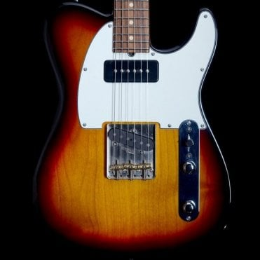 Classic T Electric Guitar with SSC in 3- Tone Sunburst, Pre-Owned