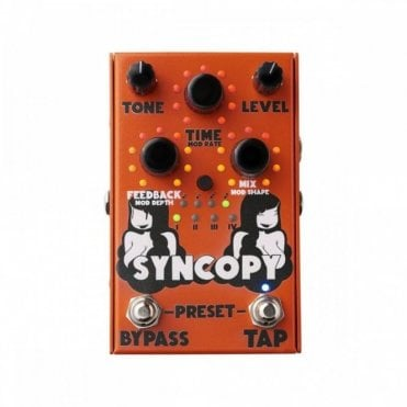 Syncopy Analog Delay Pedal