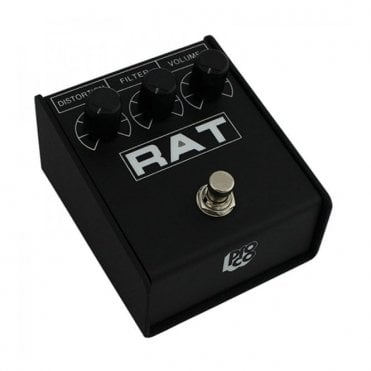 RAT 2 - Distortion Fuzz Pedal