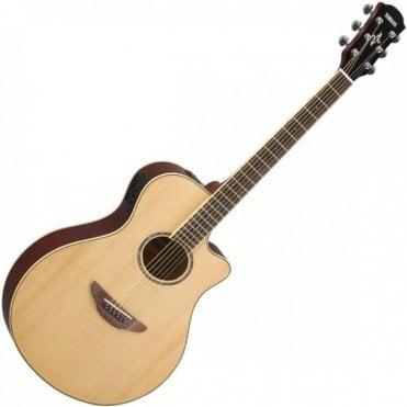Yamaha APX600 Electro Acoustic, Natural (Refurbished)