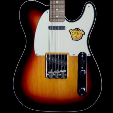 Classic Vibe Telecaster Custom in 3-Colour Sunburst