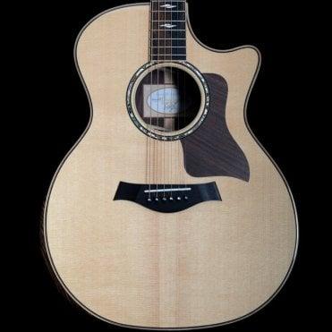 814ce-DLX Acoustic Guitar w/ Cutaway