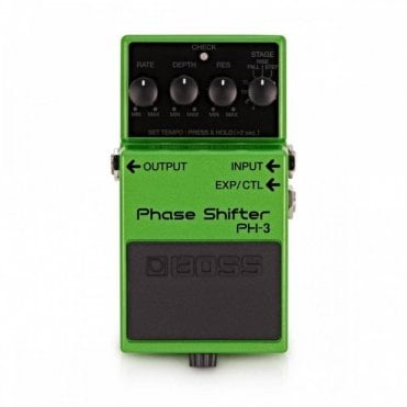 Boss PH-3 Phase Shifter Guitar Effects Pedal (Ex-Display)