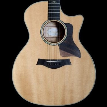 2015 614ce Acoustic Guitar with Upgraded Gotoh 510 Tuners, Pre-Owned