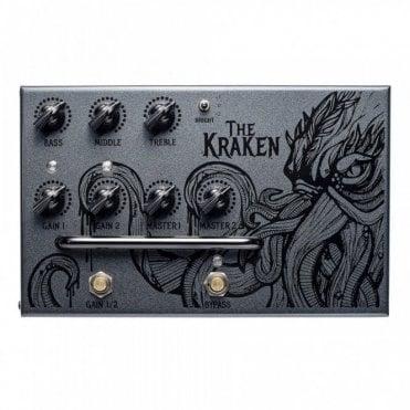 V4 The Kraken Preamp Pedal, Pre Order