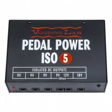 Voodoo Labs Pedal Power ISO 5 (Tatty Box)