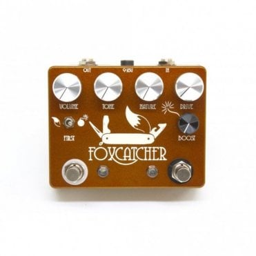 Foxcatcher Overdrive & Boost