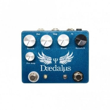 Daedalus Dual Reverb Pedal