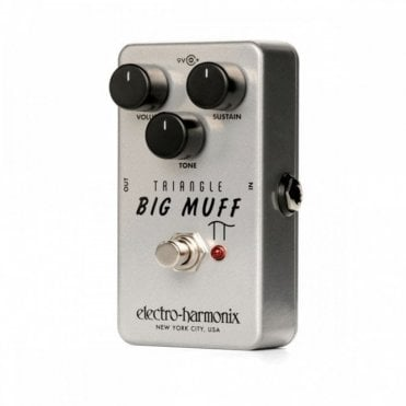 Triangle Big Muff Pi Distortion & Sustainer Pedal