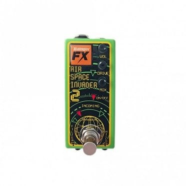Air Space Invader 2 Drive & Noise Pedal