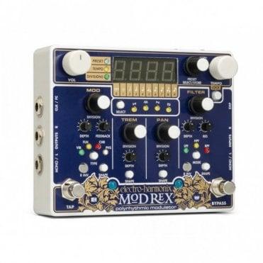 Mod Rex Polyrhythmic Modulator Pedal (Pre-Order)