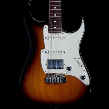 Super 60 HB Electric Guitar, Maple Neck, Sunburst, Pre-Owned
