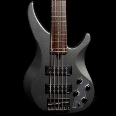 Yamaha TRBX305 MGR 5 String (Mist Green), Bass Guitar