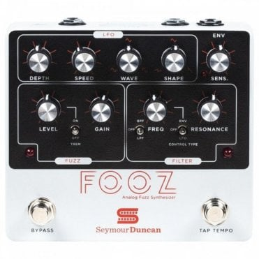 Seymour Duncan Fooz Analogue Fuzz Synthesizer