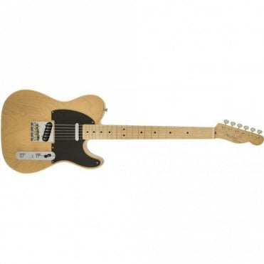Classic Player Baja Telecaster w/ Maple Fingerboard (Blonde)