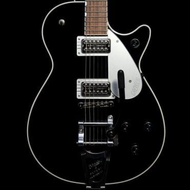 G6128T Players Edition Jet FT w/ Bigsby, Black