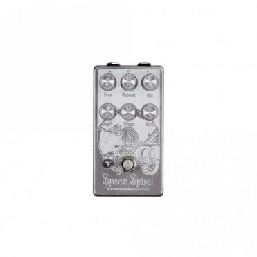 Space Spiral V2 Modulated Delay Pedal