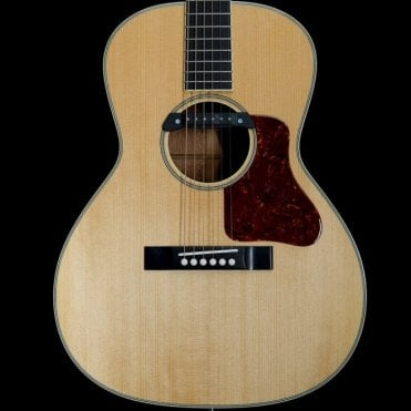 Bourgeois L-DBO Natural Custom Acoustic Guitar w/ K&K Double Helix Pickup, Pre Owned