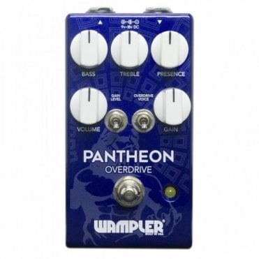 Pantheon Overdrive Pedal