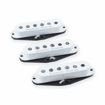 Seymour Duncan Isle Of Might Stratocaster Pickup Set - White