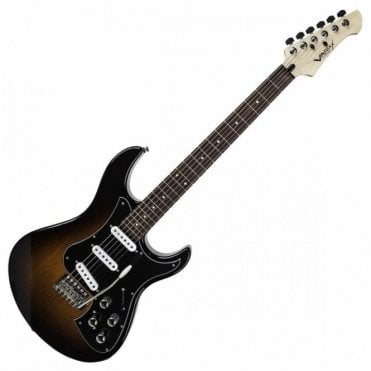 Variax Standard Modelling Electric Guitar - Sunburst (Ex Demo)