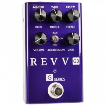 G3 Distortion Pedal