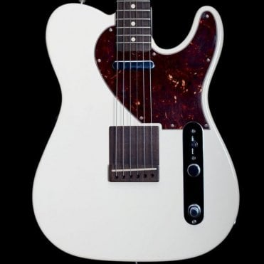 Acoustasonic 2012 Model in Olympic White, Pre-Owned